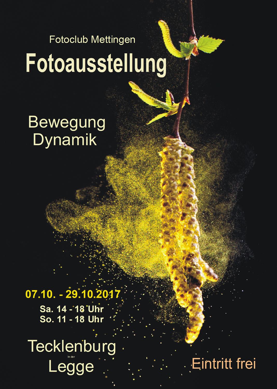 """Ausstellung """"Bewegung/ Dynamik"""""""
