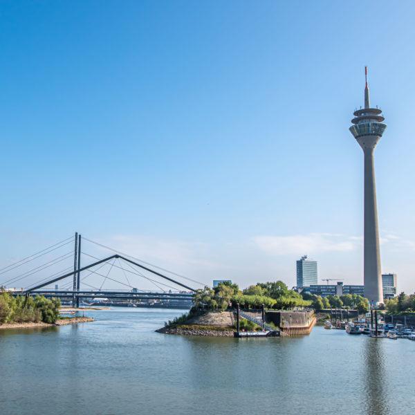 Kleiner Spaziergang in Düsseldorf (Siegmund R.)