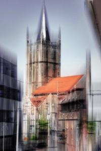 Abstraktion Christuskirche Ibbenbüren