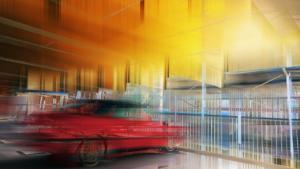 Auto Parkplatz gebäude Ibbenbüren