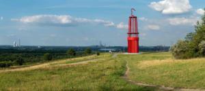 Geleucht Bergehalde Rheinpreussen
